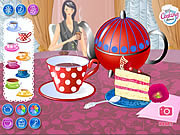 Play Tea time joy Game