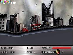 Maniac Truck game