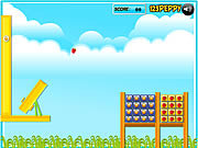 Play Cannon  fruit shooter Game