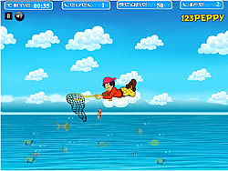 Fast Fishing game