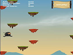 Gioca gratuitamente a Jumping Little Ninja