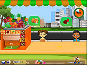 Play Kids juice shop Game