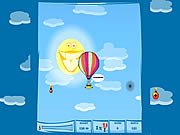 Play Balloon flight Game