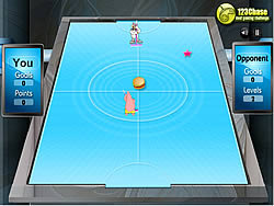 Spongebob Squarepants - Hockey Tournament game