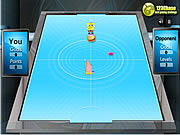 Play Spongebob squarepants hockey tournament Game