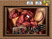 Play  mess hellboy Game