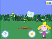 Play Hollys magical garden Game