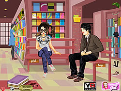 Study Time Dress Up game