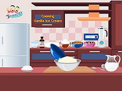 Vanilla Ice Cream game