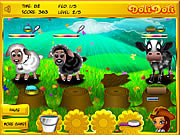 Play Lisas farm animals Game