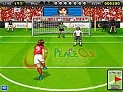 Peace Queen Cup Korea game