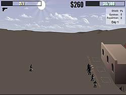 Storm The House 3 game