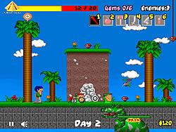 Gem Defender game