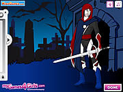 Boy Vampire game