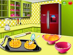 Fruit Smoothie game