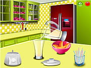 Play Fruit smoothie Game