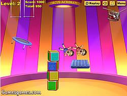 Circus Acrobats game