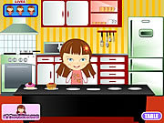 Play Clara s kitchen Game