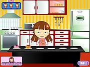 Clara's Kitchen game