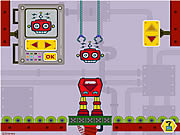 Play Mickeys robot laboratory Game