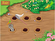 Play Grab the carrot Game