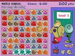 Jeux gratuits gorille pog com for Jeux de cuisine unity 3d