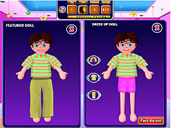 Ragdoll Shoppe game
