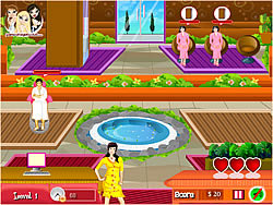 Brittany Birt - The Beauty Spa game