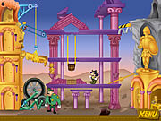 Mickey Mouse in The Lost Treasure of Maroon game