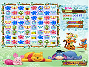 100 Acre Wood Springtime Scramble game