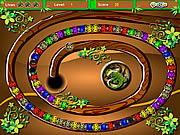 Play Bug zuma Game