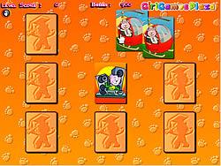 Teddy Bear Match game