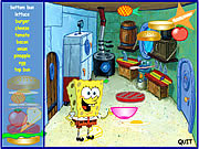 Play Spongebob squarepants burger bonanza Game