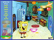 juego Spongebob Squarepants - Burger Bonanza