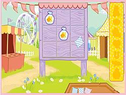 Holly Hobby - Beanbag Toss game