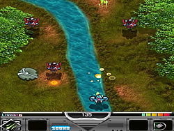 Planetary Wars game