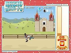 Nacho Kung Fu game