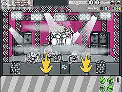 Make A Scene: Rock Tour  game
