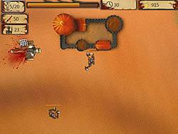 Castle Guardian game