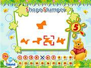 Pooh's Brain Games game