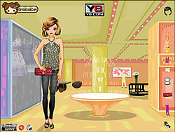 Cocktail Party Dress Up game