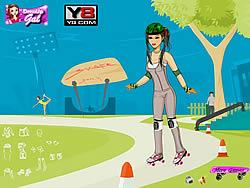 Trendy Skate Park  game