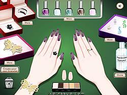 Manicure And Bracelet Design game