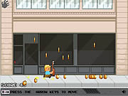 Play Busker panic Game