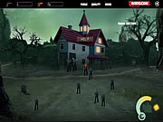 Zombies In Da House game