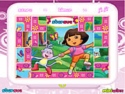 Play Dora the explorer mix up Game