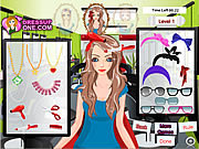 Play Hair salon challenge Game