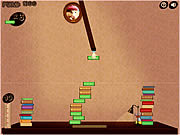 Play Book tower Game