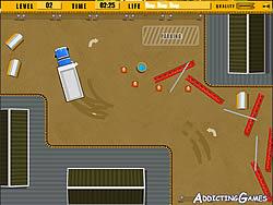 Играть бесплатно в игру Park My Big Rig 2