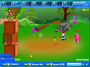 Play Zombeast stampede Game
